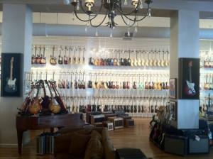 More guitars!!