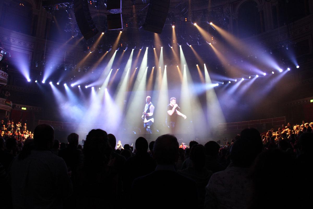 Albert Hall. Pic by Ronel Van Zyl